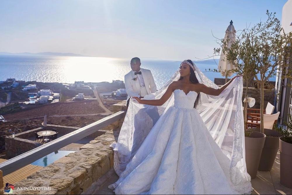 Image Result For Stephanie Coker Wedding Dress