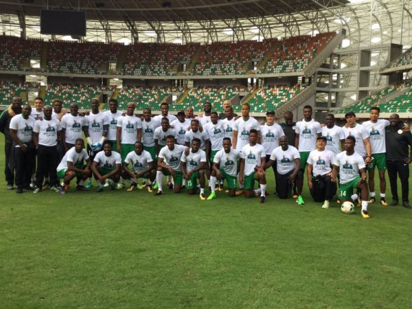 Super Eagles remain top of Group B as they whip Cameroon 4 - 0 - BellaNaija