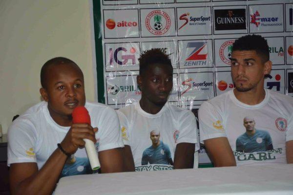 Super Eagles pay Tribute to Goalkeeper Carl Ikeme  - BellaNaija