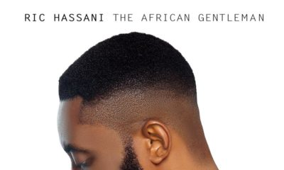 "BellaNaija - Ric Hassani unveils Cover and Tracklist for ""The African Gentleman"" 