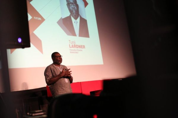 Tunji Lardner at TEDxYaba2017