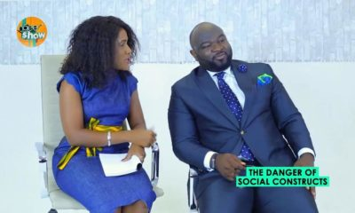 """Ngozi discusses The Danger of Social Constructs on """"The Ngee Show"""" with Wilson Joel"""