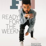 The Weeknd talks about his New Collection for Puma on the Cover Story for Footwear News September Issue (5)