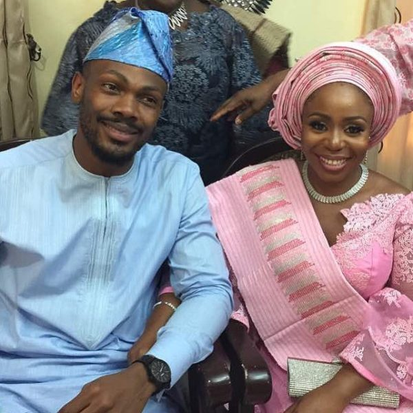 #TheEtimEffiongs! See Photos from Toyosi Phillips & Etim Effiong's Introduction - BellaNaija