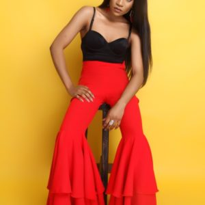 """Tiattra presents the """"Modern Glamour"""" Collection featuring Jennifer Oseh 'theladyvodka'"""
