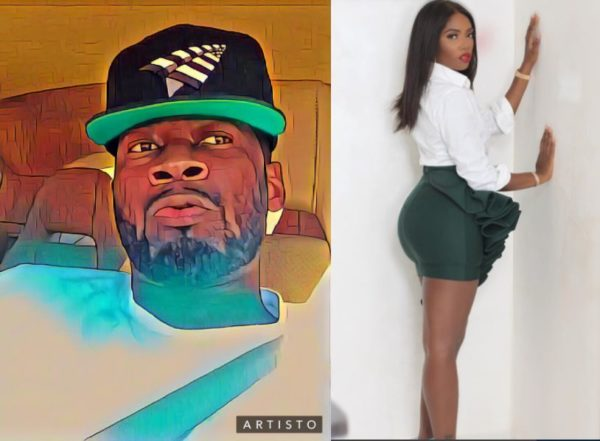 """All I see is Wild Thoughts"" – Tee Billz on Tiwa Savage's Transformer Skirt"