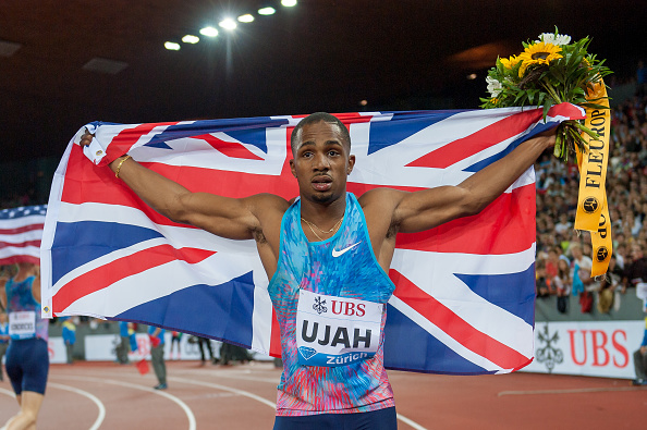 Diamond League : CJ Ujah defeats world champion Gatlin while Mo Farah bows out with victory in Final track race