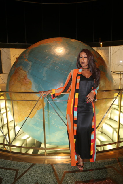Girl Power! Emma Nyra & Victoria Kimani take on The United Nations