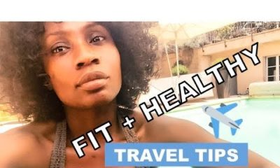 Watch Sassy Funke's Tips on How To Stay Fit on Vacation BN TV