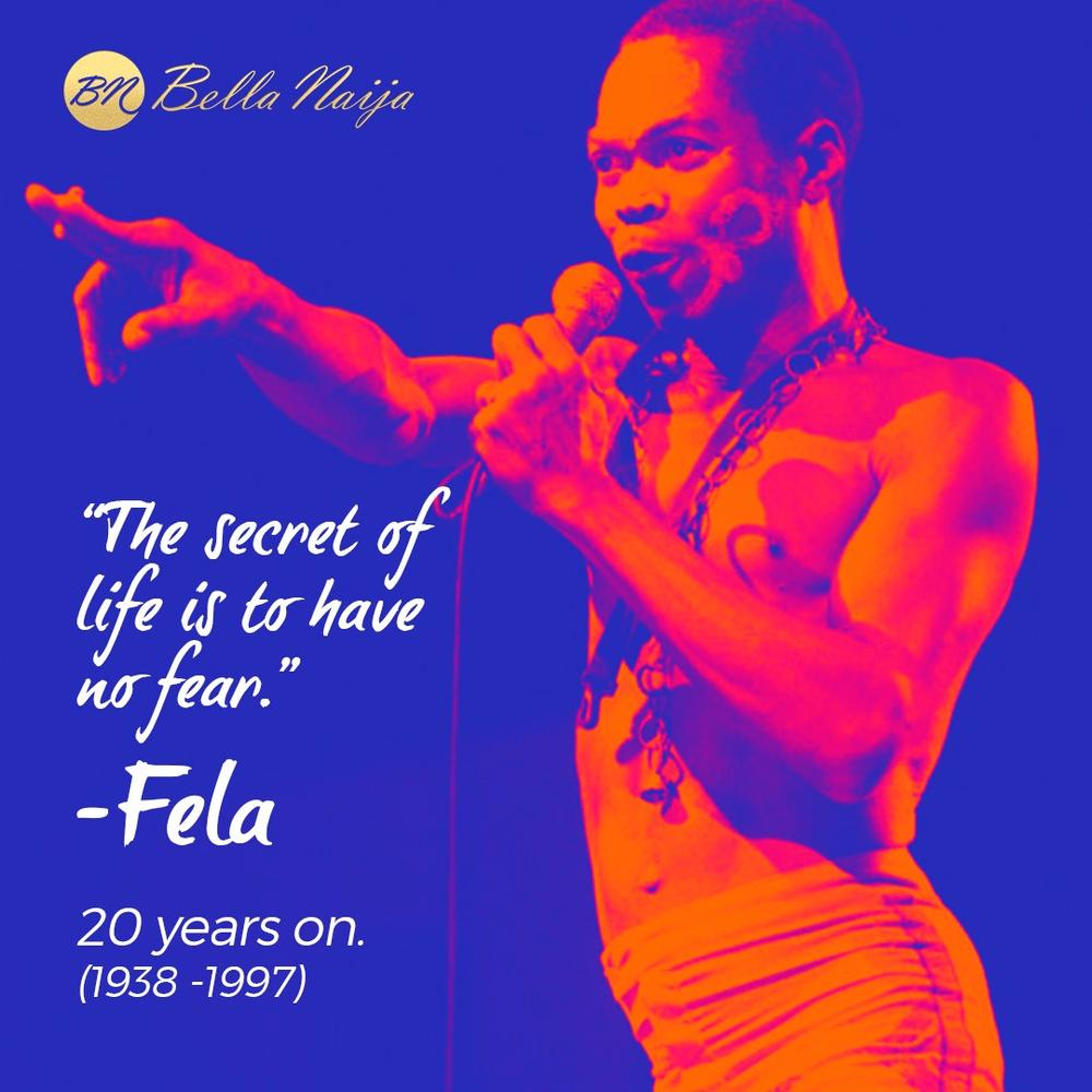 Fela Ransome Kuti And His Africa 70 Felas London Scene