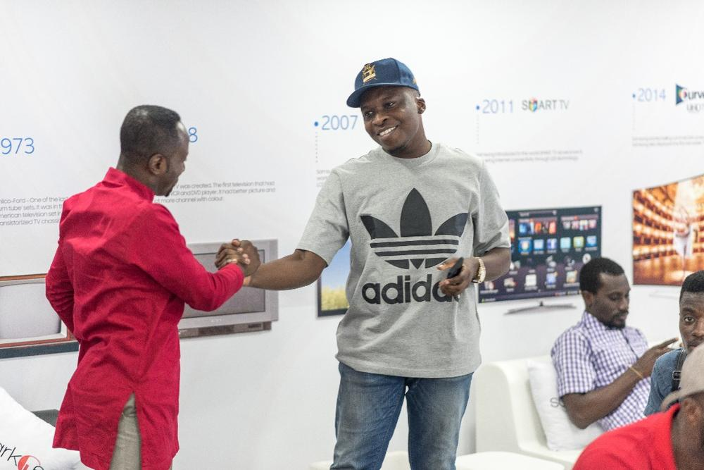 "Sarkodie holds Exclusive Album Listening +Video Screening Session for ""Highest"" 