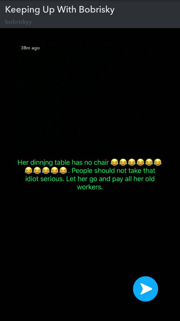 BellaNaija - Of riff-raffs and revelations... Peep this Bobrisky and Toyin Lawani exchange on Social Media 👀