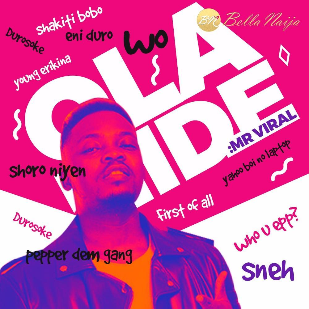 BellaNaija - Mr Viral: 5 times Olamide has influenced Pop Culture Trends in Nigeria