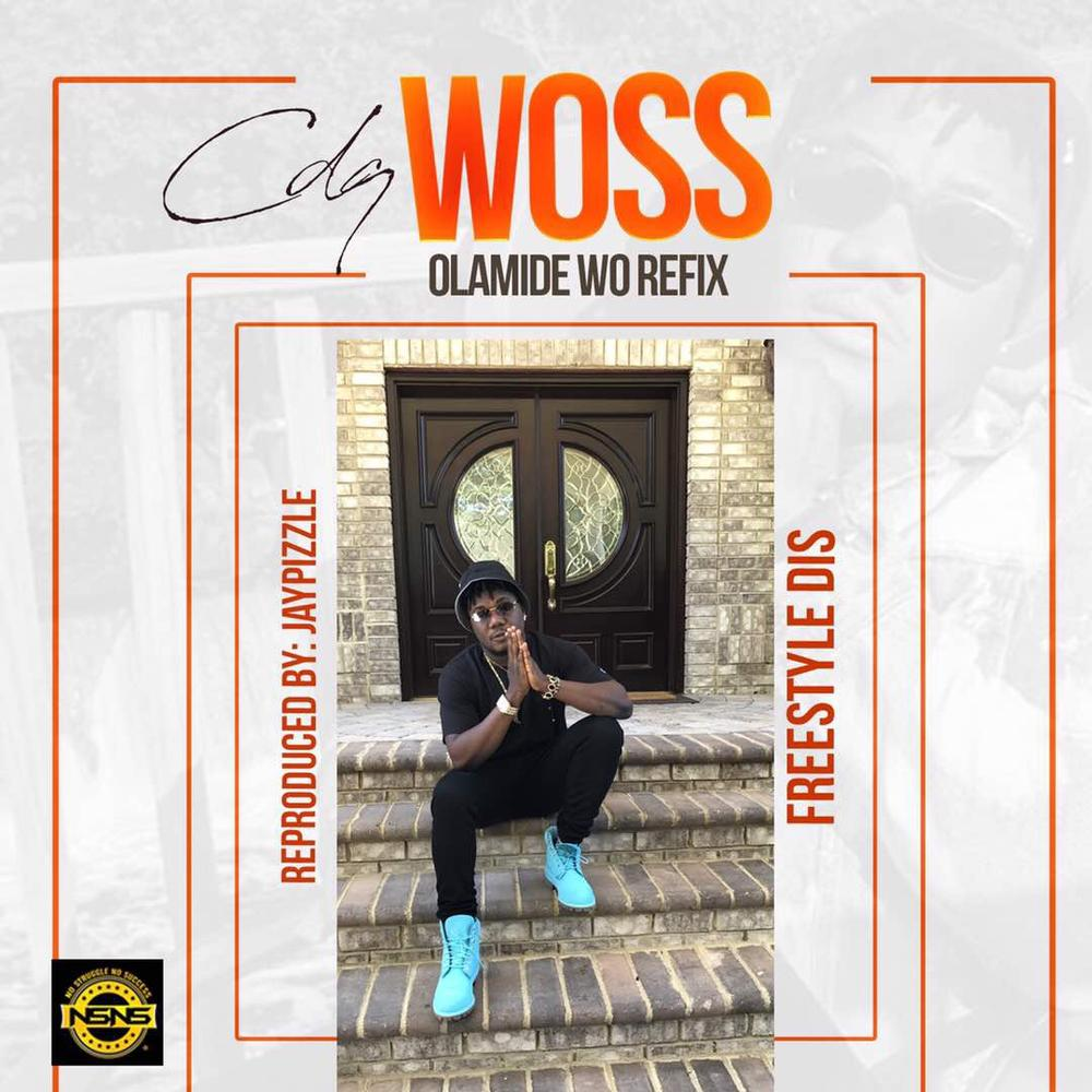 BellaNaija - New Music: CDQ - Woss (Wo Refix)