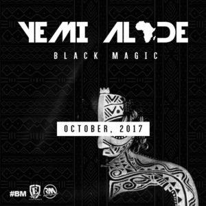 BellaNaija - Black Magic! Yemi Alade announces Third Studio Album due October 2017