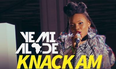 BellaNaija - New Video: Yemi Alade - Knack Am