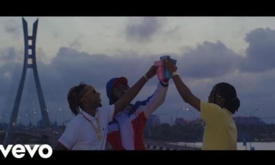 BellaNaija - New Video: Yung6ix feat. Dice Ailes & Mr Jollof - No Favors