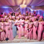 It's a Pink Affair! 💗 All the Fabulous #AsoEbiBella Moments from the #ZiraZira2017 Wedding