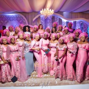 It's a Pink Affair! ? All the Fabulous #AsoEbiBella Moments from the #ZiraZira2017 Wedding