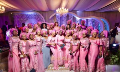 It's a Pink Affair! ? All the Fabulous #AsoEbiBella Moments from the #ZiraZira2017 Wedding