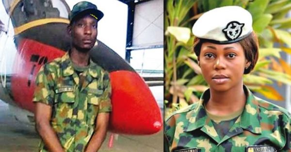Air Force man who killed Girlfriend to Die by Hanging - BellaNaija