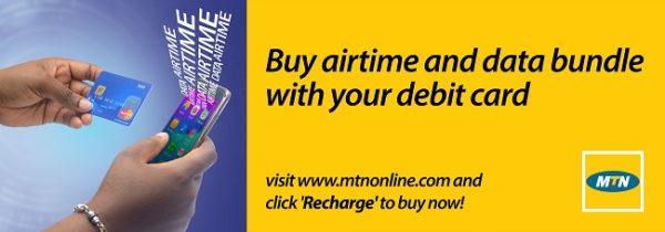 MTN recharge platform