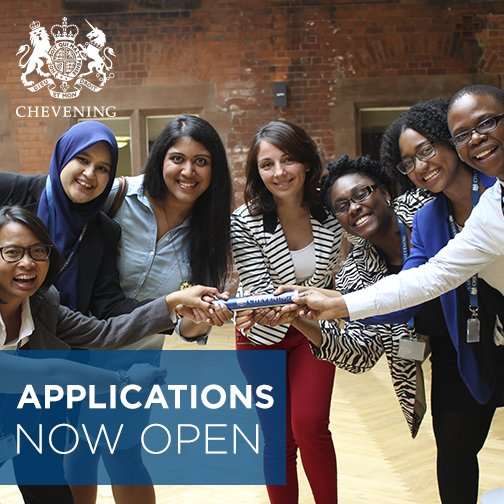 chevening scholarships-2017