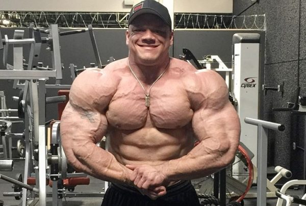 """I love you, goodbye"" - Bodybuilder Dallas McCarver tells Girlfriend before Passing - BellaNaija"
