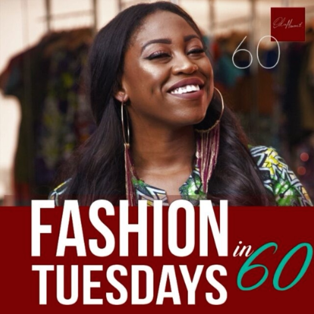 """Rainy Day Styling on """"Fashion Tuesday"""" with Odio Mimonet 