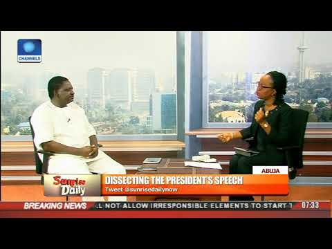 Let's hope Mr President won't return to London - Femi Adesina in New Interview - BellaNaija