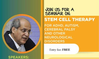 Stem Cell Therapy Seminar