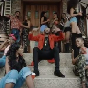 BellaNaija - New Video: 2Baba - Gaaga Shuffle