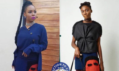 BN Collection to Closet: Yemi Alade in Gozel Green