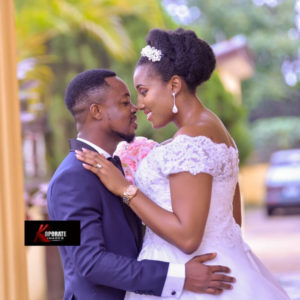 First Look at Photos from Producer Fliptyce & his Gorgeous Bride Halima's Benin Wedding