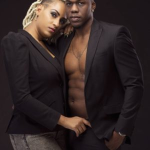 """Happy birthday to my King 😘"" See Juliet Ibrahim's Sweet Messages to Iceberg Slim"