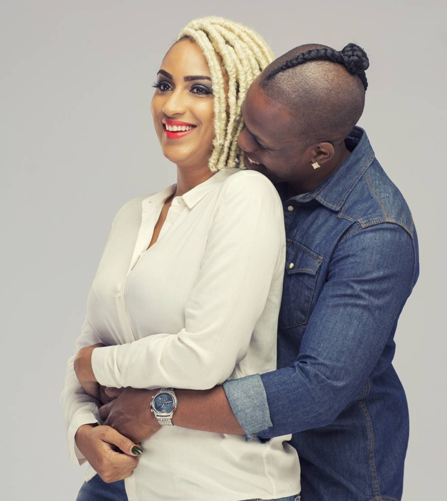 Image result wey dey for Juliet ibrahim and ice barg