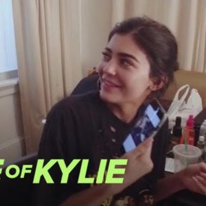 """BellaNaija - """"I'm genuinely happy right now"""" - Kylie Jenner reveals in Teaser for New Episode of """"Life of Kylie"""" 