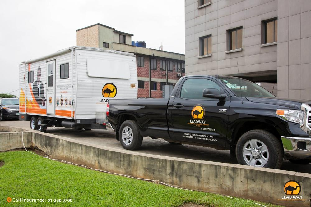 Leadway Assurance Mobile Office