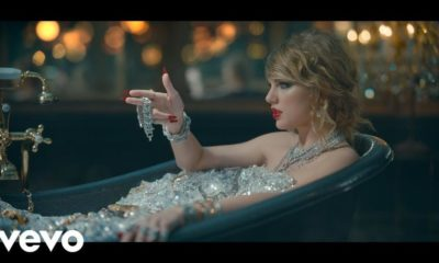 BellaNaija - Taylor Swift 2.0? American Singer signals Rebirth with symbolic New Music Video #LWYMMD