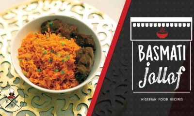 BN Cuisine: The Perfect Basmati Jollof Rice Recipe by Bukies Kitchen Muse