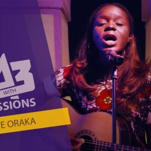 BellaNaija - WATCH: Efe Oraka performs Ed Sheeran, Beyonce & Ben E. King mashup on A3 Session