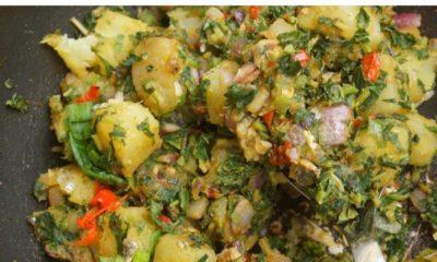 NazomsCorner shares Sweet Potato Stir Fry recipe on BN Cuisine | Watch