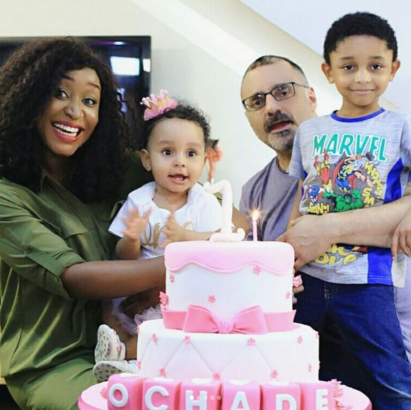 Michelle Ashionye Raccah celebrates Daughter's Second Birthday - BellaNaija
