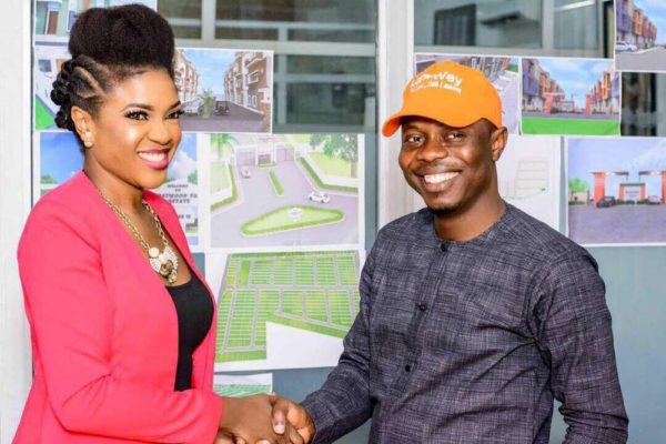 Daillynewsvibe - Omoni Oboli becomes Landwey Investment Brand Ambassador