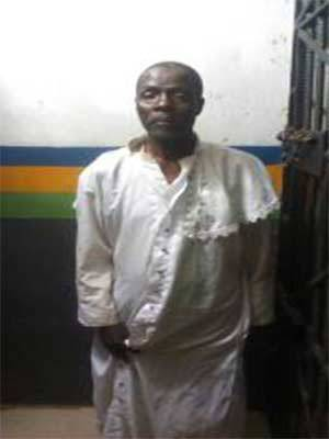 Pastor, 77 arrested after Discovery of Human Parts buried inside Church