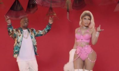 "BellaNaija - Nicki Minaj & Blac Chyna feature in Yo Gotti's New Music Video ""Rake It Up"""
