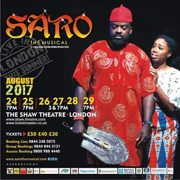 Saro The Musical