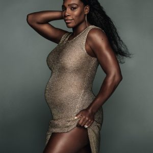 BN Style Your Bump: Serena Williams Edition