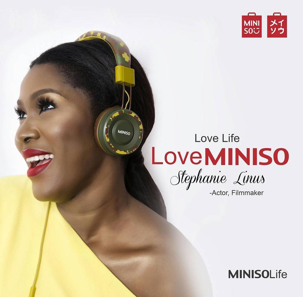 Stephanie Linus revealed as Brand Ambassador of Miniso - BellaNaija