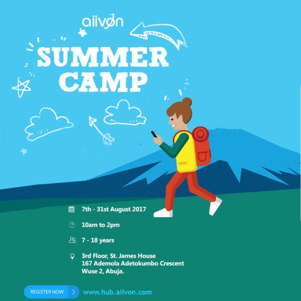 Aiivon Summer Camp